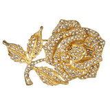 Rose Pin- Gold