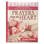One Minute Devotions: Prayers From The Heart- 400 Pages