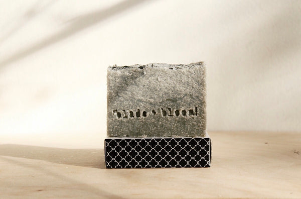 rich cleansing bar/  my daddy's an earl