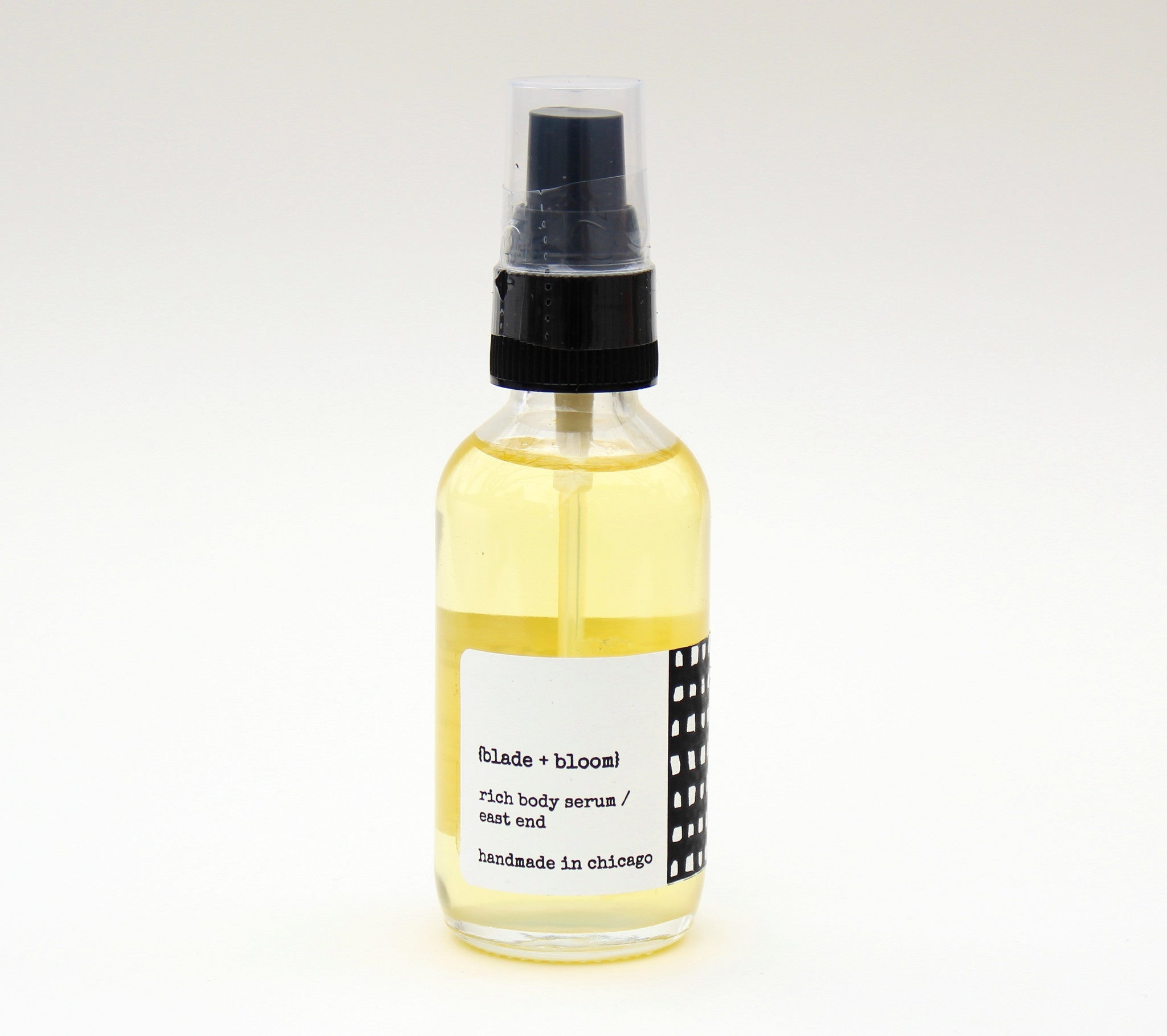rich body serum / east end