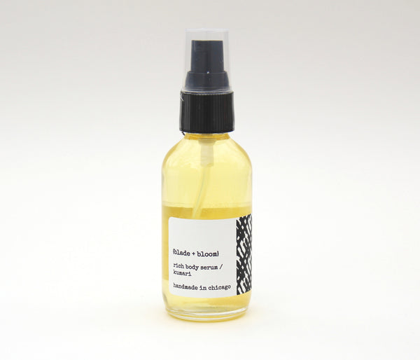 rich body serum / kumari