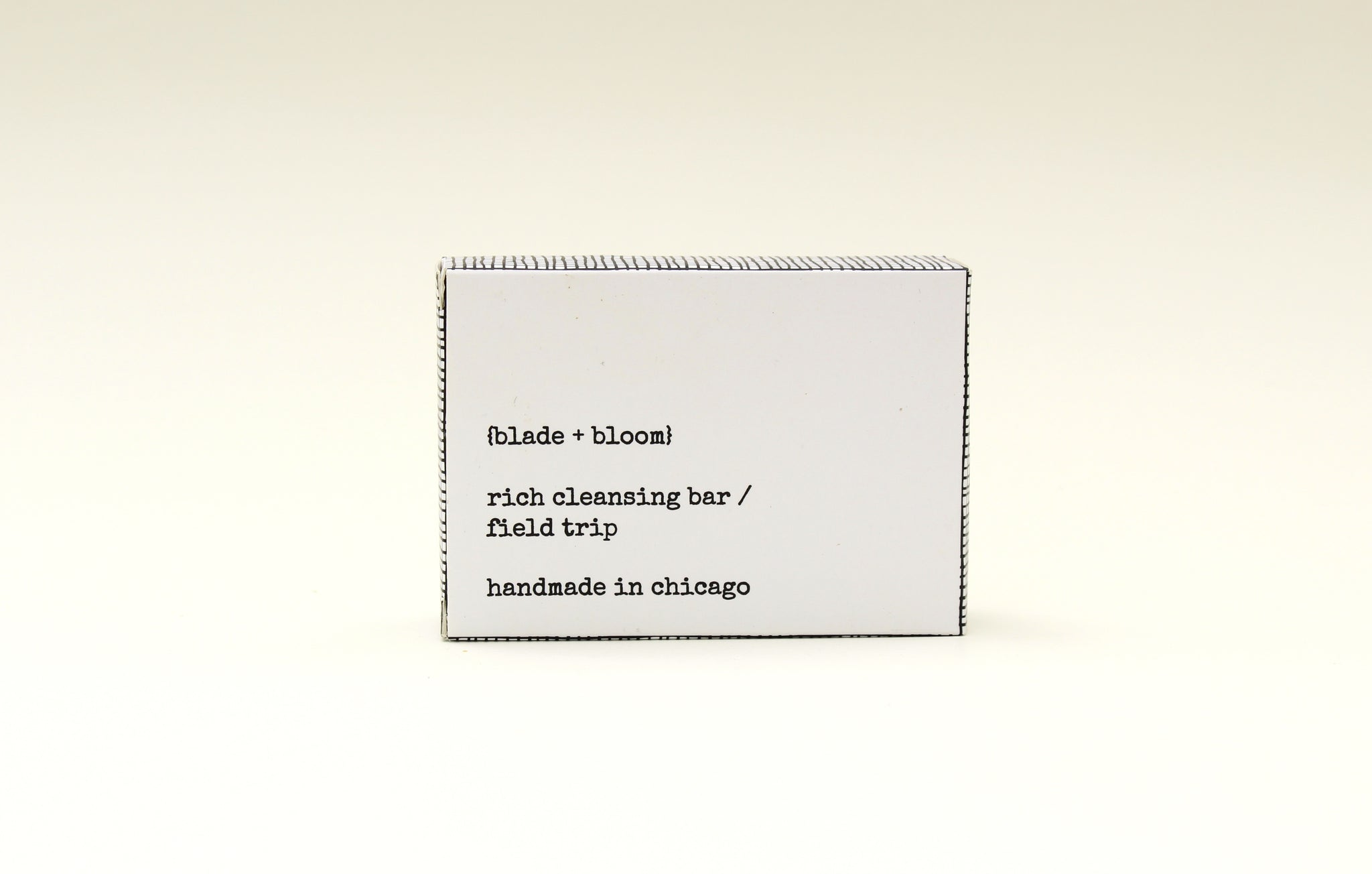 rich cleansing bar/ field trip