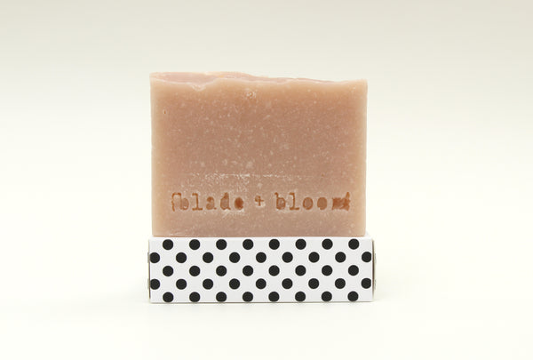 rich cleansing bar/ marcella