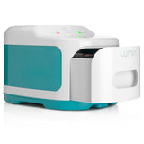 3B Medical Lumin™ CPAP Cleaner - side view, drawer open