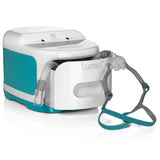 3B Medical Lumin™ CPAP Cleaner - drawer open, showing accessories
