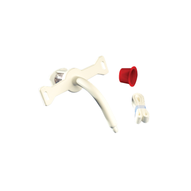 Portex® Bivona®  Tracheostomy Tubes - Uncuffed Adult