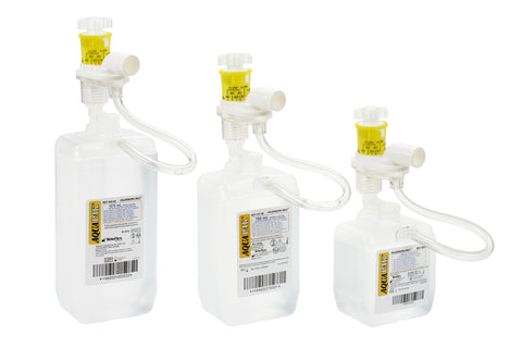 AquaPak® Prefilled Nebulizers with Sterile Water