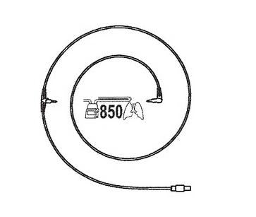 Fisher & Paykel Healthcare Right Angle Temperature/Flow Probe for MR800 Humidifiers