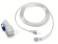 Nonin Medical Straight CT Connector with CO2 Sampling Line