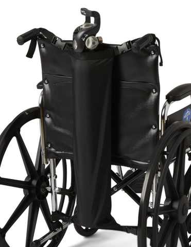 O2 Tank Holder for Wheelchair