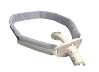 Pepper Medical Two-Piece Trach Tube Ties