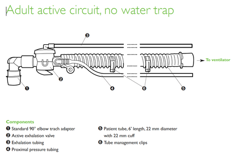 Active Circuits - No Water Trap, Adult