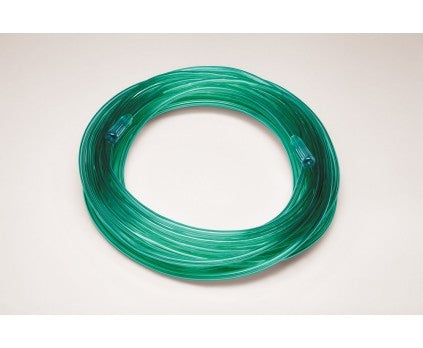 Oxygen Supply Tube, Green