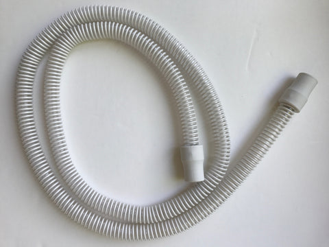 Bipap CPAP Tubing with Light Grey Molded 22 mm Cuff
