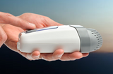 Z1 ® Base CPAP System side view