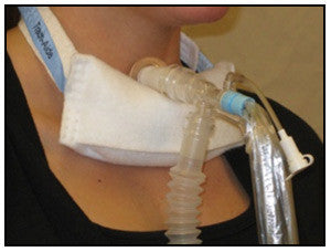Marpac Trach-Aide Pillow - Ventilator Tubing Stabilizer