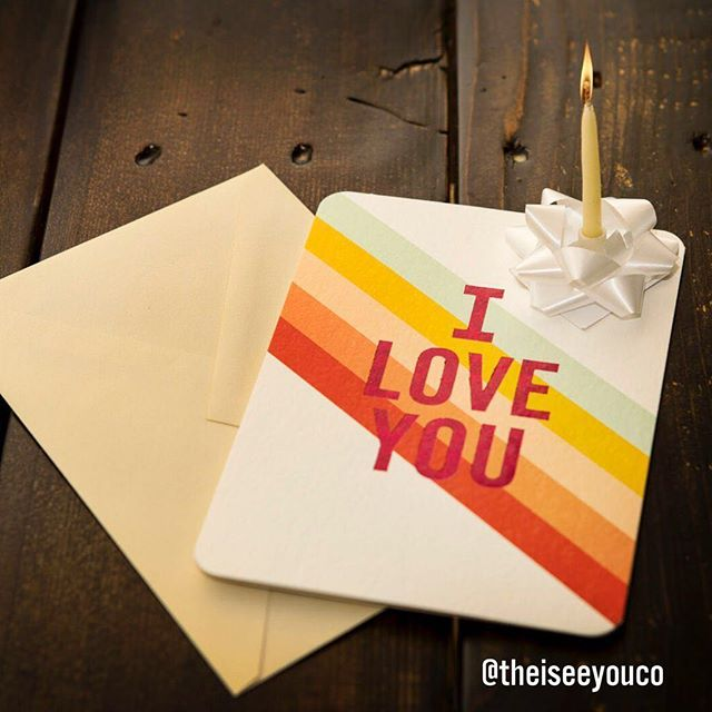 The I See You Candle Gift Topper - A Perfect Addition to Any Greeting Cards