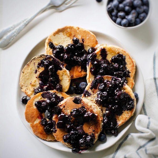 Blueberry French Toast Pagels