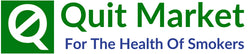 Quit Market For the health of smokers logo