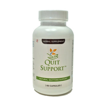 Quit Support Bottle Herbal Quit Smoking Help