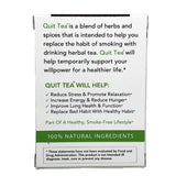 Quit Tea Description Get Help To Quit Smoking Naturally