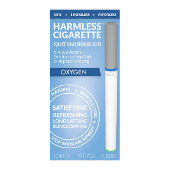 Harmless Cigarette quit smoking aid oxygen
