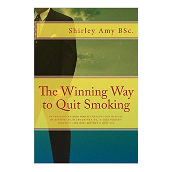 The Winning Way To Quit Smoking Book Change Mindset Natural Holistic by Shirley Amy