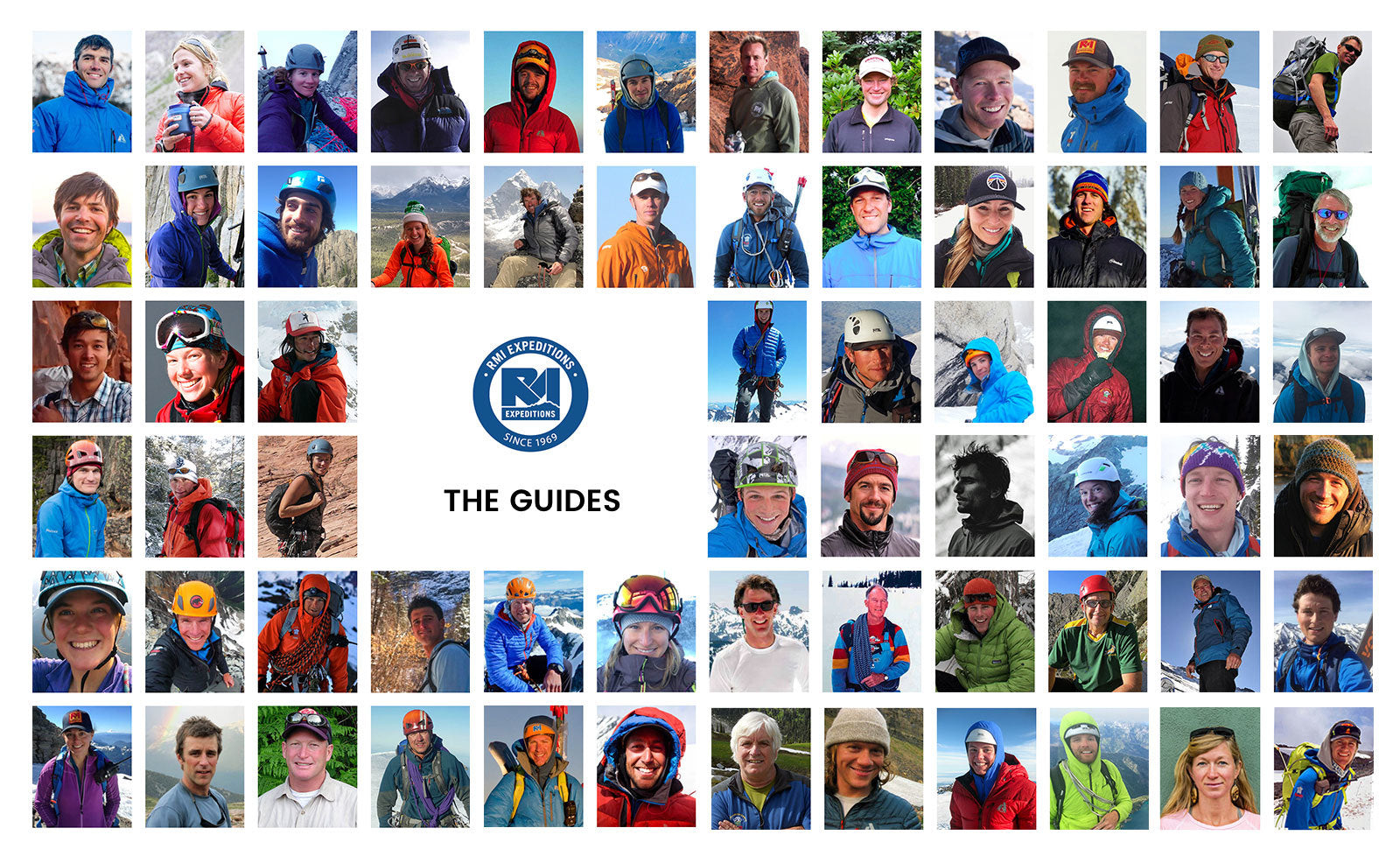 The Guide Team
