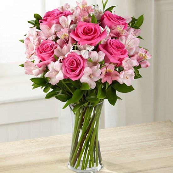 Dreamland Pink Bouquet