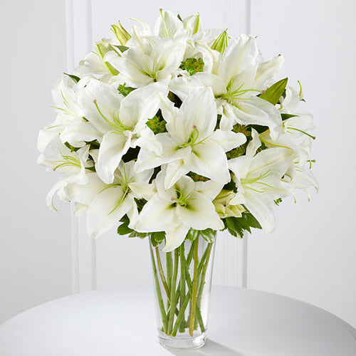 White Lily Tribute