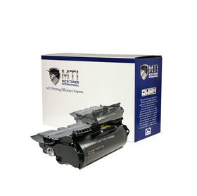 MTI Lexmark 64015HA T640  U.S. Reman MICR Toner Cartridge