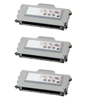 Brother TN-04BK Compatible Black Toner Cartridge (3-pack)