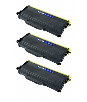 Brother TN-360 Compatible Toner Cartridge (3-pack)