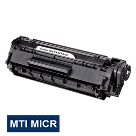 Canon 104/ FX-9/ FX-10 Compatible MICR Toner Cartridge