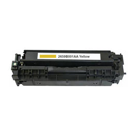 Canon 118/ 2659B001AA Compatible Yellow Toner Cartridge