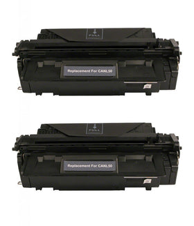 Canon L50/ 6812A001AA Compatible Toner Cartridge (2-Pack)