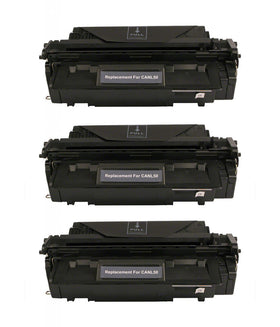 Canon L50/ 6812A001AA Compatible Toner Cartridge (3-Pack)