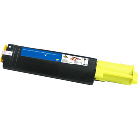 Dell 310-5729 Compatible Yellow Toner Cartridge