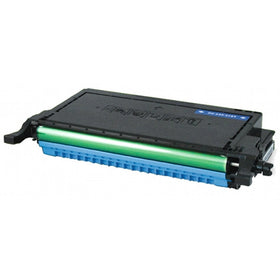 Dell 330-3792 Compatible Cyan Toner Cartridge