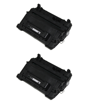 HP 90A/ CE390A Compatible Toner Cartridge (2-pack)