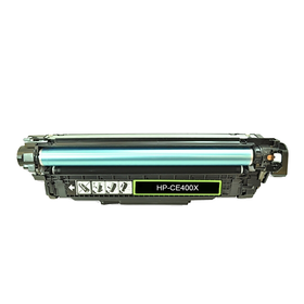MTI HP 507X CE400X Toner Cartridge (Black, High Yield)