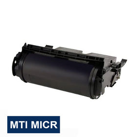 Lexmark 12A6735 Compatible MICR Toner Cartridge