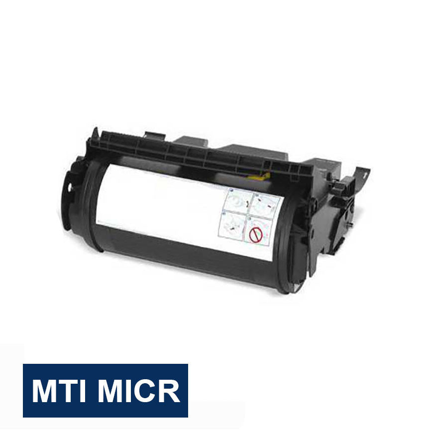 T620IN T620DN Black 12A6865 T622N T620N T622IN Lexmark Compliant On-Site Laser Compatible Toner Replacement for Lexmark 12A6765 T622DN Works with: T620 T622
