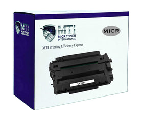MTI 55X Compatible HP CE255X MICR Toner Cartridge