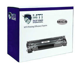 MTI 78A Compatible HP CE278A MICR Toner Cartridge