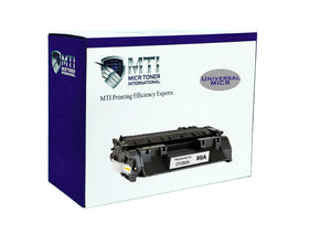 MTI 80A Compatible HP CF280A Universal MICR Toner Cartridge for M401 M425