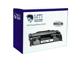 MTI 05A Compatible HP CE505A MICR Toner Cartridge