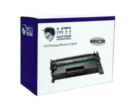 MTI 26A Compatible HP CF226A MICR Toner Cartridge