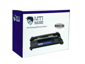 MTI Compatible HP 26X CF226X MICR Cartridge