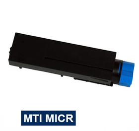 Okidata 44574901 Compatible High Yield MICR Toner Cartridge